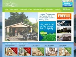 Lodges for sale  - Accommodation in UK Directory