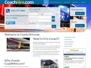 Coach Hire Group in U.K. - Buses UK Directory