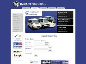Impact Coach Hire - Buses UK Directory