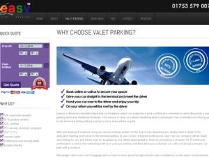 Valet Parking at Heathrow - Airport Parking UK Directory