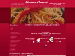 Gourmet Oriental Chelsea - Restaurants in UK Directory