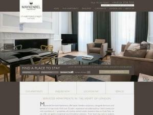 Maykenbel London Apartments - Accommodation in UK Directory