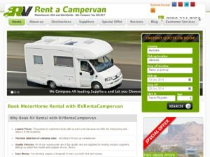 RVRentaCampervan - Caravan in UK Directory