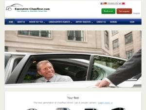 Executive Chauffeur service - Chauffeur Services UK Directory
