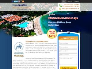 Hillside Beach in Turkey - Search results Directory
