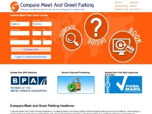 Compare cheap meet and greet hea - Airport Parking UK Directory