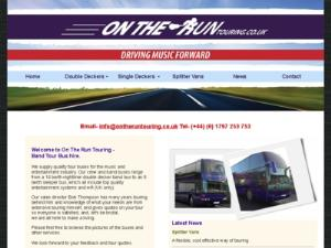 Tour Bus Hire, Sleeper bus tours - Buses UK Directory