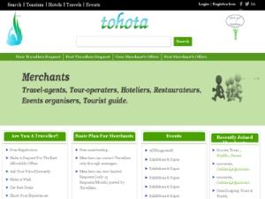 TOHOTA Tourism, Hotel, Travel - UK Travel Directories Companies Directory