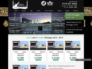 Cheap Umrah Packages - Tour Operators UK Directory