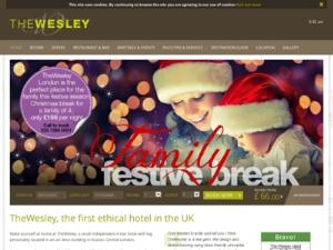 TheWesley - Hotels UK Directory