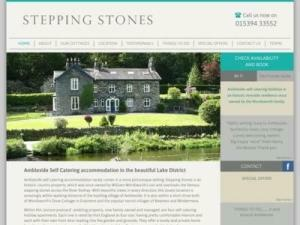 Stepping Stones Cottages - Accommodation in UK Directory