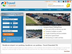 Heathrow Airport Parking - Airport Parking UK Directory