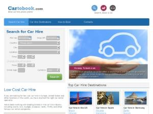 Car To Book - Car Rental UK Directory