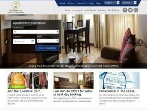 Presidential Apartments London - Accommodation in UK Directory