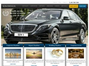 Sovereign Car Hire Services Ltd - Chauffeur Services UK Directory