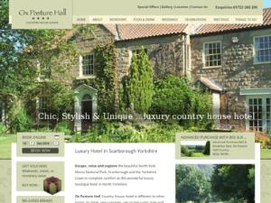 Ox Pasture Hall Hotel - Hotels UK Directory