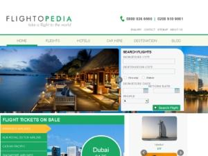 Cheap Flights at Flightopedia - Search results Directory