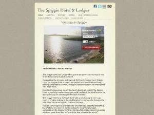 The Spiggie Hotel - Accommodation in UK Directory