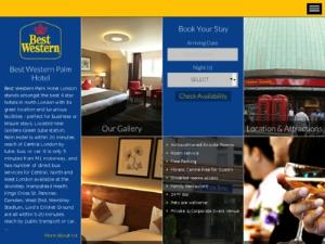 Hotel in North London - Hotels UK Directory