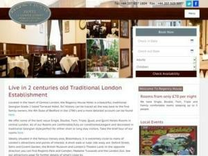 Hotels in Bloomsbury London - Accommodation in UK Directory