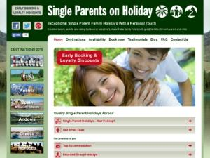 Single Parents on Holiday - Search results Directory