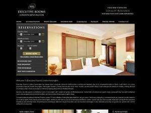 Executive Rooms Kensington - Accommodation in UK Directory