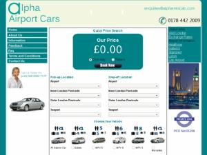 Airport taxi services London - Search results Directory