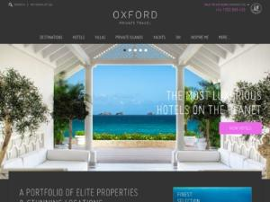Oxford Private Travel - Tour Operators UK Companies Directory