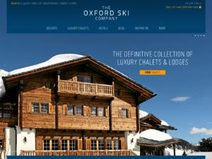 The Oxford Ski Company - Tour Operators UK Directory
