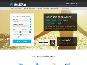Cheap Travel Insurance - Travel Insurance UK Directory