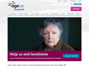 Age UK Travel Insurance - Travel Insurance UK Directory
