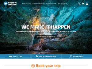 Guide to Iceland - Accommodation in UK Directory