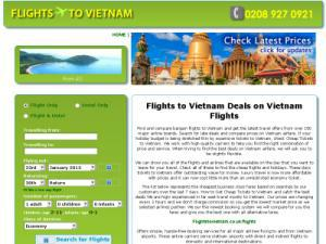 Flights to Vietnam - Search results Directory