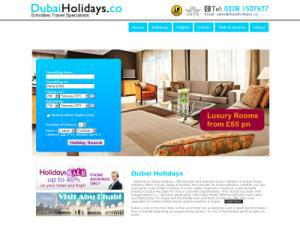 Dubai Holidays - Travel agents UK Directory