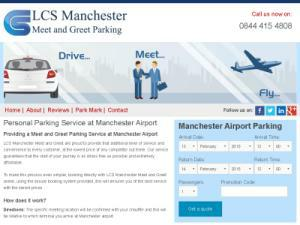 LCS Meet and Greet Ltd - Airport Parking UK Directory
