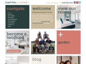 Capital Living London Ltd - Accommodation in UK Directory