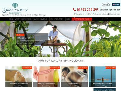 Sanctuary Spa Holidays - Ski Holidays Directory