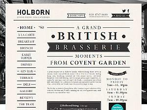 Holborn Dining Room - Restaurants in UK Companies Directory