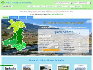 Wales holiday home Rentals - Search results Directory
