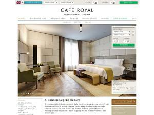 Hotel Café Royal - Hotels UK Directory