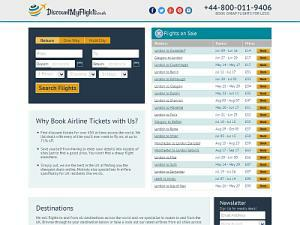 Cheap Flights Air Tickets UK - Travel agents UK Directory