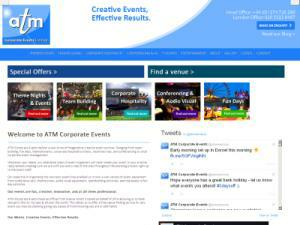 ATM Events - Travel agents UK Directory