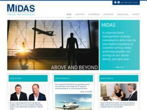 Midas Travel - Travel agents UK Directory