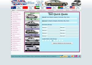 UK Private Hire - Taxi UK Directory