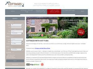 Cottages With Hot Tubs - Search results Directory