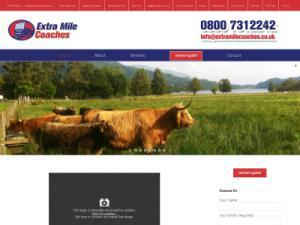 Extra Mile Coaches - Buses UK Directory