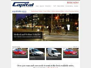 Capital Croydon - Chauffeur Services UK Directory