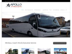 Hire Minibus and Coach for Trave - Buses UK Directory