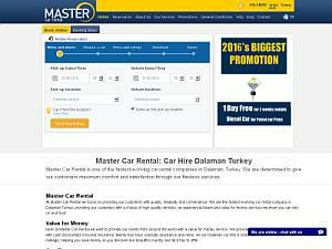 Best Car Rental Service Dalaman - Car Rental UK Directory