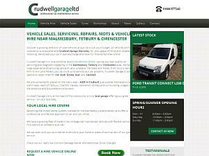 Crudwell Garage Car Hire - Car Rental UK Directory